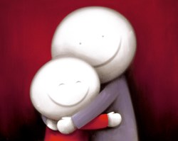I Missed You by Doug Hyde - Limited Edition on Paper sized 19x15 inches. Available from Whitewall Galleries