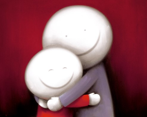 I Missed You by Doug Hyde - Limited Edition on Paper